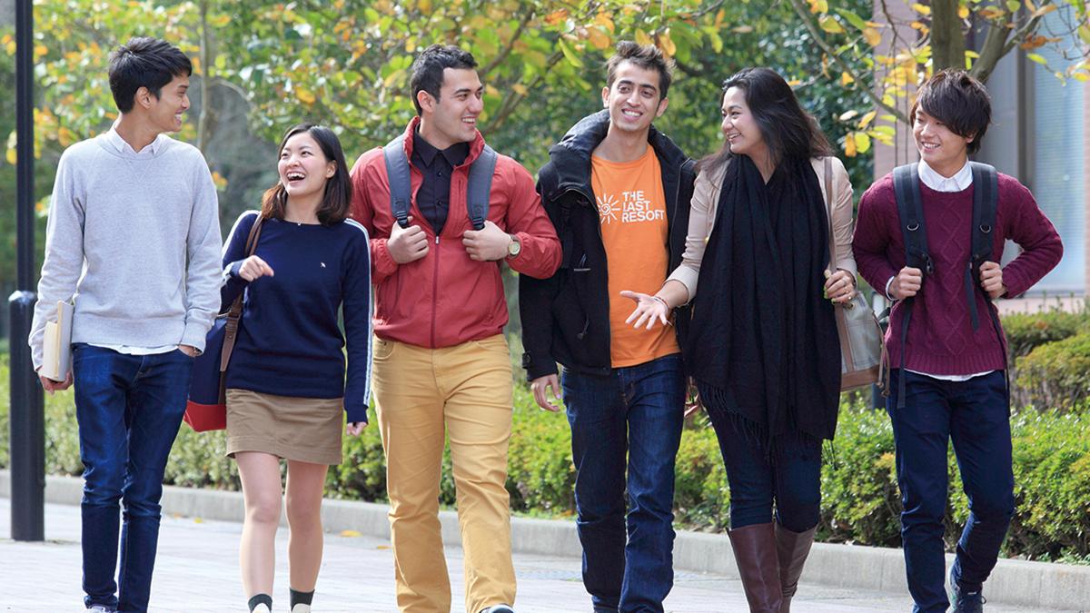 帰国生の豊かな海外経験や高度な語学力を積極的に評価 立命館アジア太平洋大学(APU)