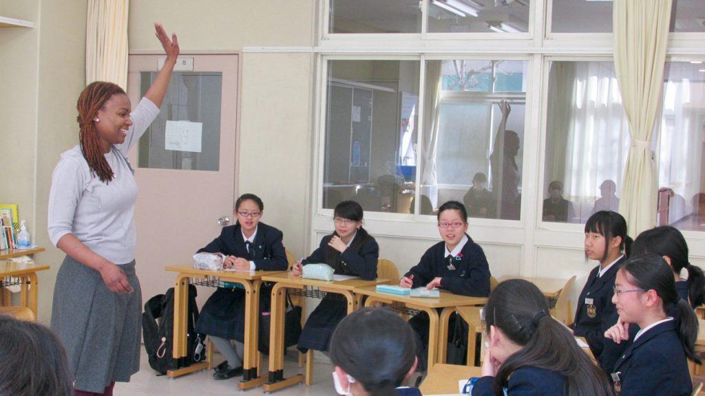 自立できる人の育成 江戸川女子中学校高等学校