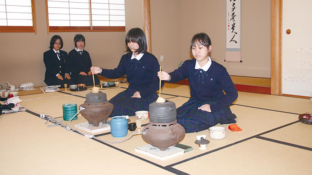 江戸川女子中学校高等学校