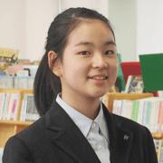 S・Oさん(15歳)かえつ有明中学校3年