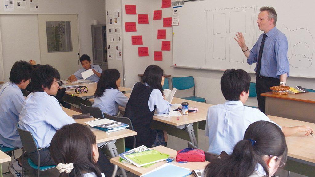 Self-Thinking Self-Awareness 渋谷教育学園幕張中学校・高等学校