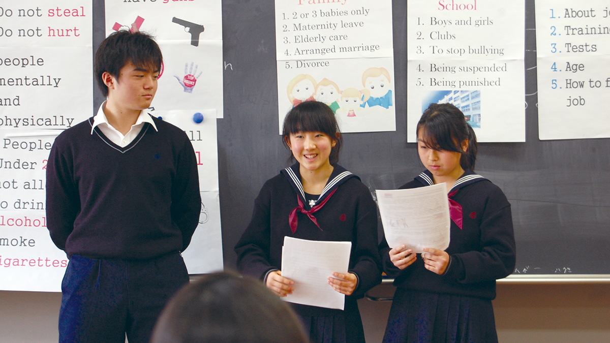 半世紀の歴史を誇る『国際学級』 成蹊小学校成蹊中学・高等学校