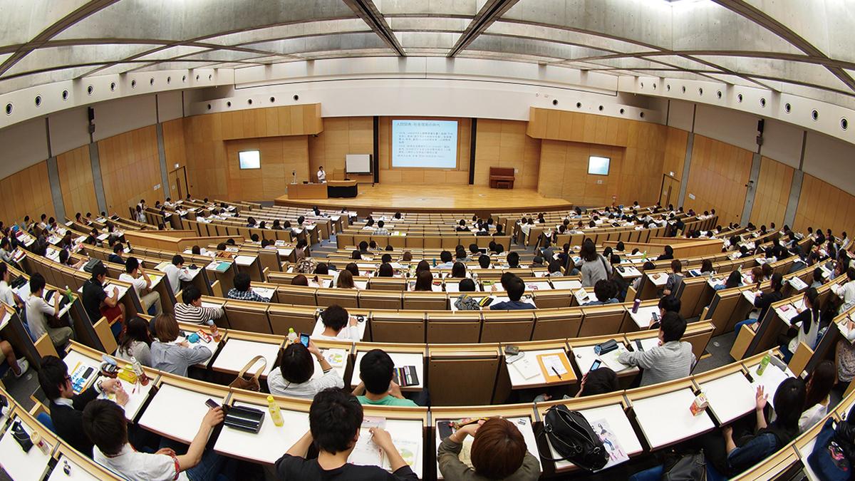 「学生のために」という観点からの大学づくり