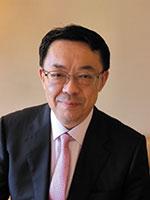 後藤敏夫氏