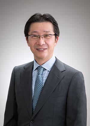 森山啓司氏