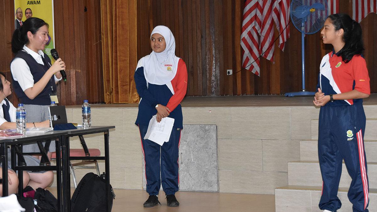 Case.2 大学とのSGHプログラムで国際社会に役立つ力を育む