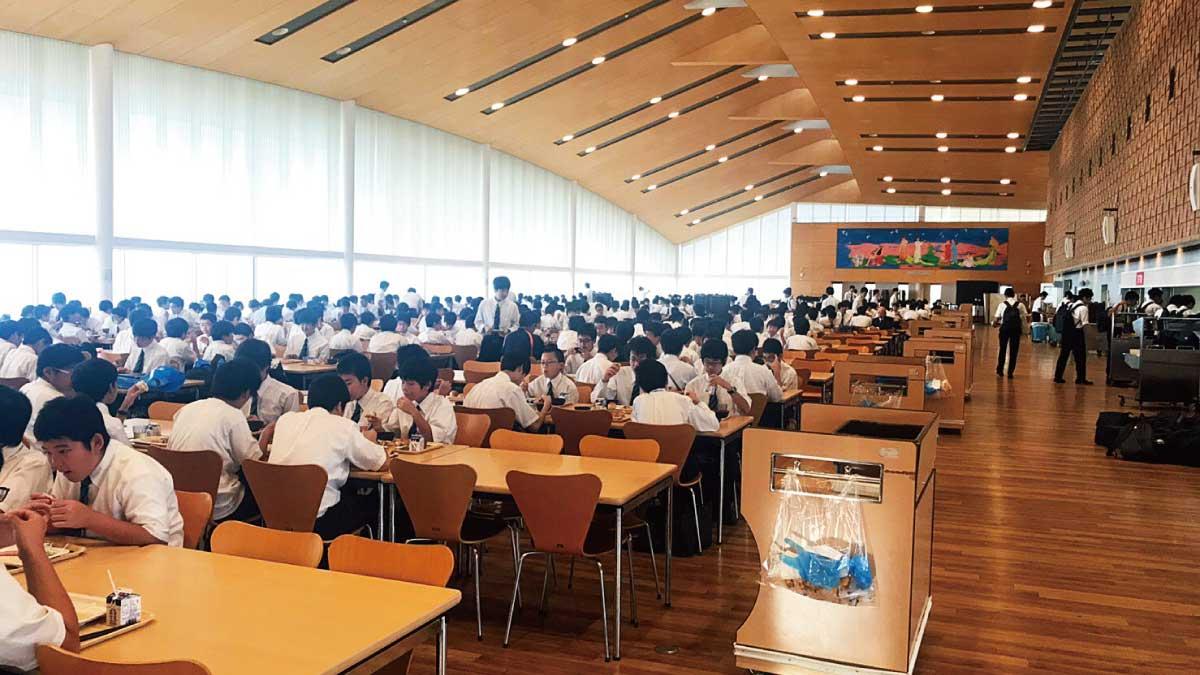海陽中等教育学校