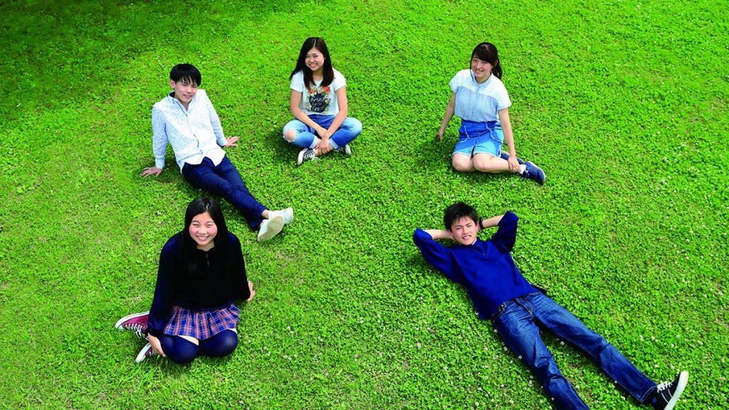 世界から…、そして世界へ。 国際基督教大学(ICU)高等学校