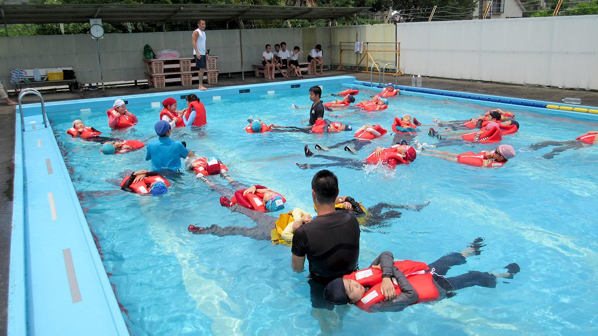 6月21日 夏休みの一時帰国中にも注意!水難事故を防ぐためにこれだけは守ろう