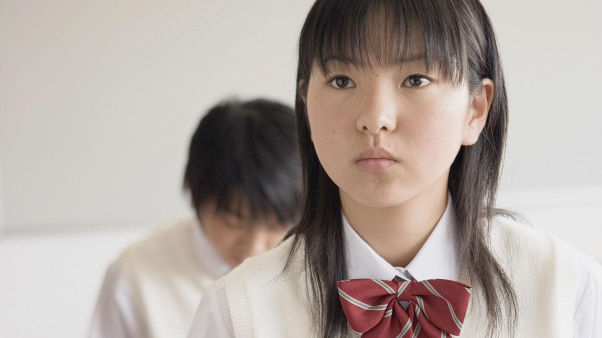日本の小中学校への体験入学②