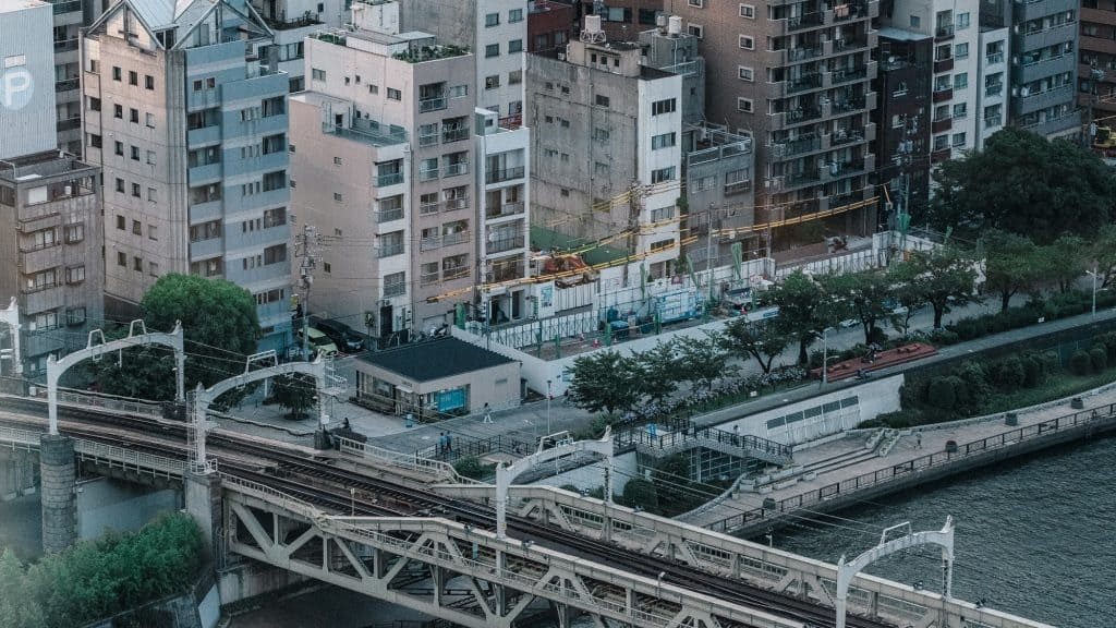 東京の住環境
